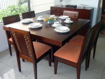 Bamboom Dining Room Set