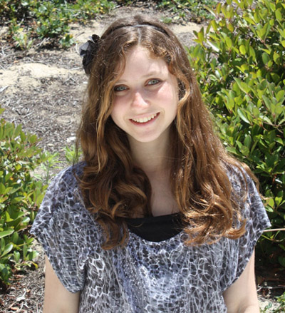 Sdja S Sara Frank Wins A First At State Science Fair