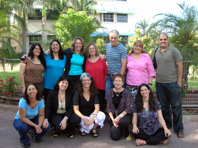 Sha'ar Hanegev social workers win national award for ... Pictures Kibbutz Hahotrim
