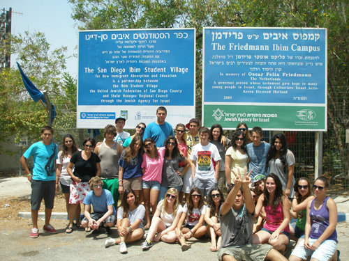 Teen Trips To Israel 116